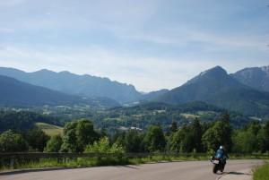 Traumstraßen im Berchtesgadener Land  ©MTR