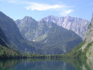 Blick zurück über den Obersee