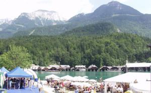 Seefest am Königssee