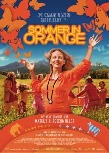 Sommer in Orange und bald auch Josef Loibls`s Haare?