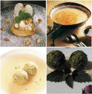 Typische Gerichte und Rezepte aus dem Passeiertal