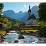 Ramsau Kirche von matze-photo.de