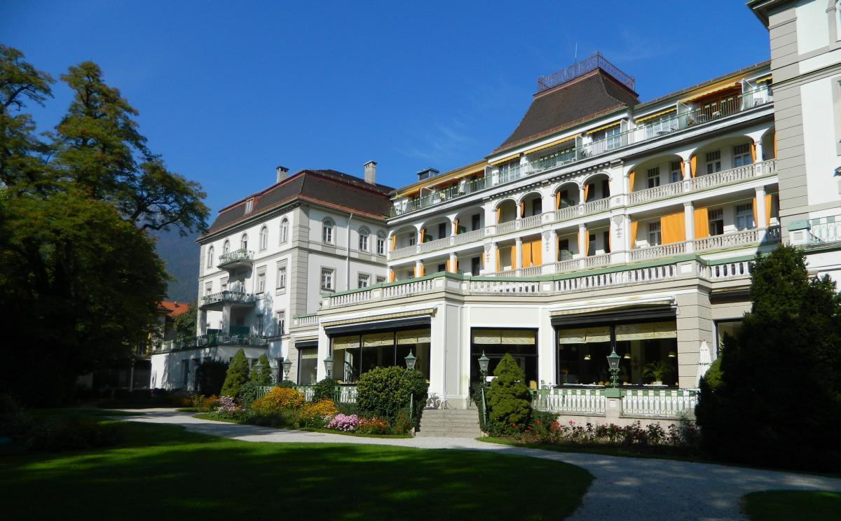 Hotel Wyndham Grand Bad Reichenhall Berchtesgadener Land