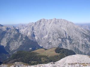 Ostwand, Watzmannostwand, Watzmann