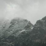 Die Reiteralpe im Nebel