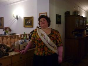 Schönheitskönigin von Schneizlreuth