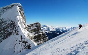 Skitouren - Nicht mehr auf den hochalpinen Bereich beschränkt © Simon Köppl