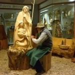 Schnitzvorführung am Berchtesgadener Advent