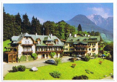 Das Hotel Geiger Frontansicht ©Hinleit-Geiger