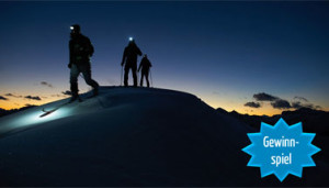 Gewinnspiel Skitouren-Festival