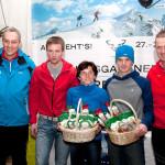 Siegerehrung Skitouren-Festival