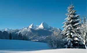 Watzmann im Winter