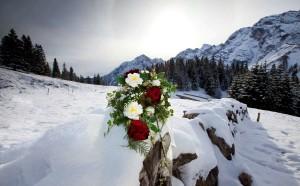 Valentinstag Blumenstrauss