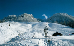 Jenner Skigebiet am Königssee