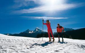 Langlauf im Berchtesgadener Land