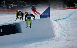 Skicross Weltcup am Götschen Bischofswiesen