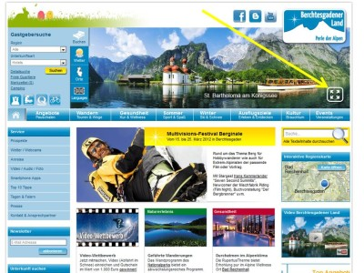 Startseite www.berchtesgadener-land.com