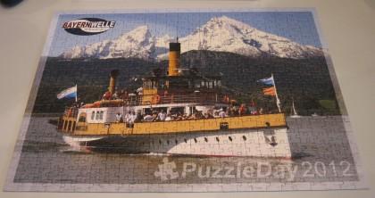 Das Puzzle - 500 Teile