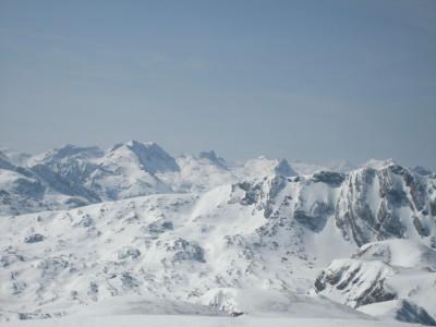 Das Steinerne Meer im Winter