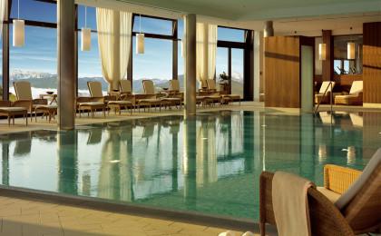 Pool The Mountain Spa