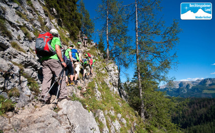 2. Berchtesgadener Land Wander-Festival