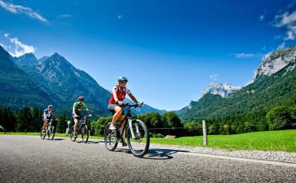 BR Radl Tour im Berchtesgadener Land