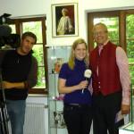 Hans Klegraefe im Interview mit ServusTV