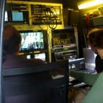 Live-Übertragung des Bayerischen Rundfunks