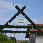 Sankt Leonhard ruft zum Pferdesegen