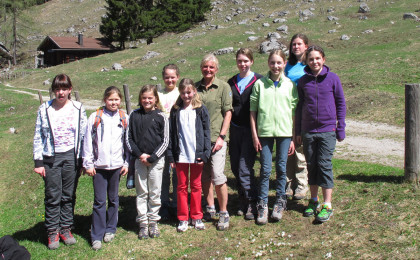 Girls-Day-Nationalpark Berchtesgaden