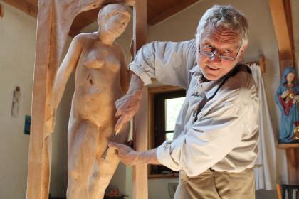 Milieustudie Bildhauer Gerhard Passens