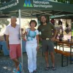 Nationalpark Berchtesgaden mit Leiter Dr. Vogel