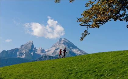 Wandern Watzmann Hike Society