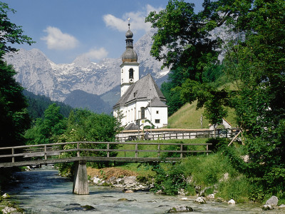 Pfarrkirche Sankt Sebastian Ramsau