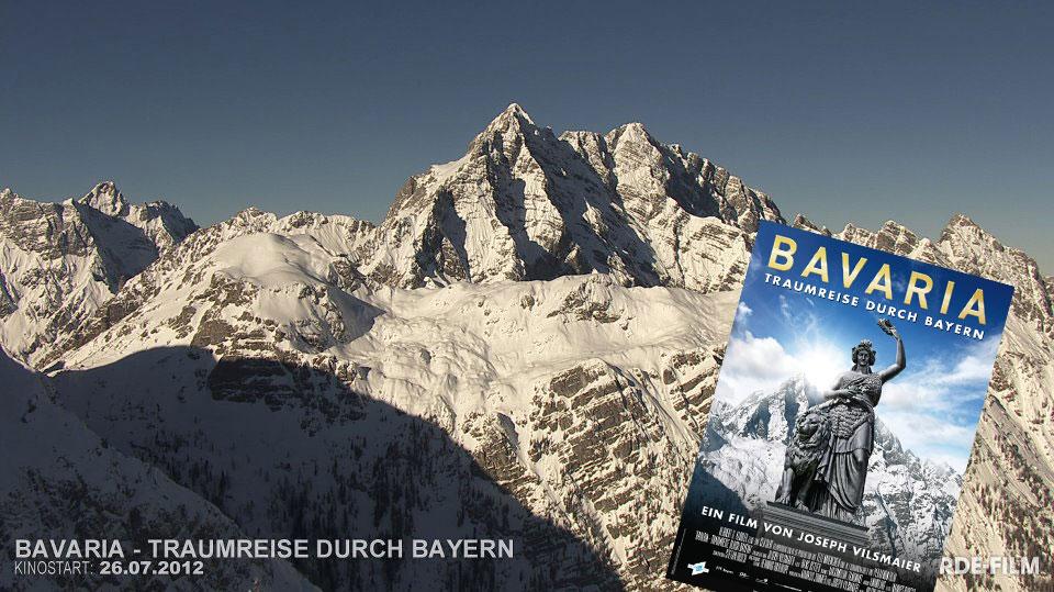 Bavaria - Traumreise durch Bayern: Der Watzmann © Concorde Filmverleih GmbH