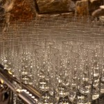 Getränke-Buffet im Interconti beim Gastgeberstammtisch im InterConti