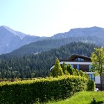 Intercontinental Berchtesgaden Resort beim Gastgeberstammtisch im InterConti