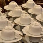 Kaffee-Buffet beim Gastgeberstammtisch im InterConti