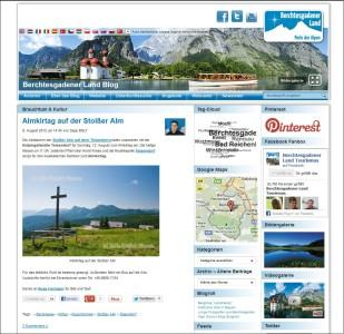 Neues Blog-Design
