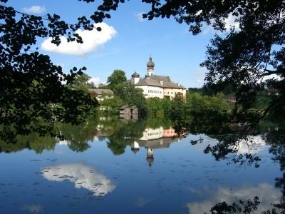 Kloster Höglwörth (Foto Fred Ullrich)