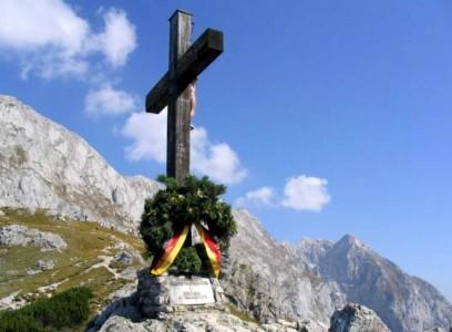 Kreuz am Pfaffenkegel