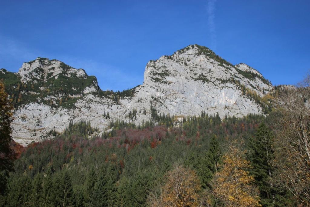 Der Eisberg (rechts)