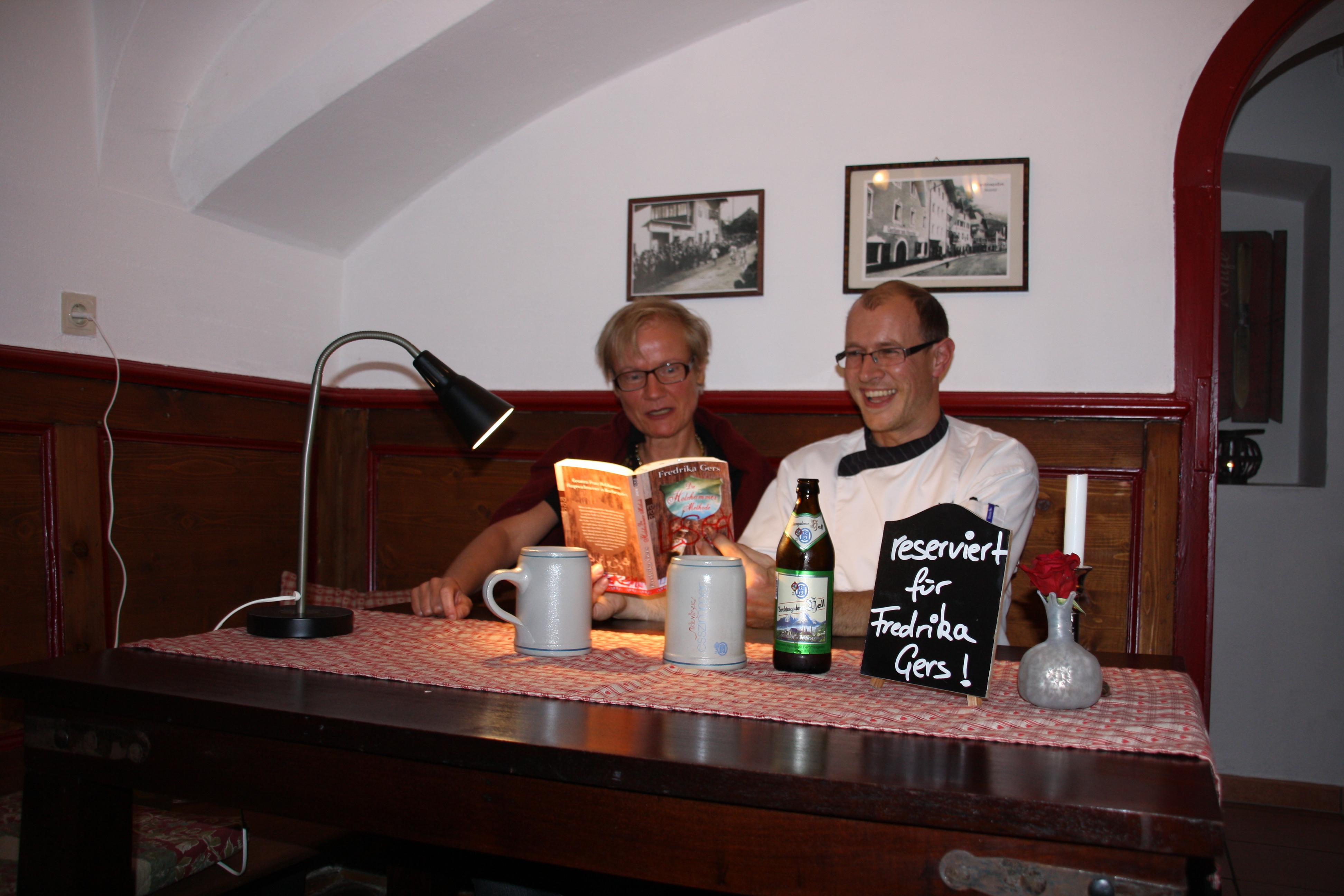 mord mit methode - berchtesgadener land blog, Esszimmer dekoo