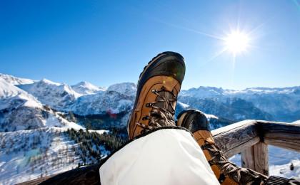 Sonnenwinter im Berchtesgadener Land