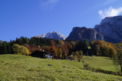 Holzenlehen am Faselsberg