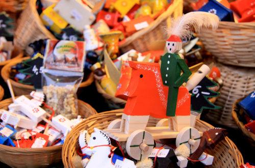 Arschpfeifenrössl beim Berchtesgadener Advent