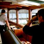 ZDF Dreharbeiten in Königsseeschiffswerft
