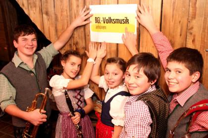 D`kloa Leobendorfer Tanzlmusi im BGL Volksmusik Radio