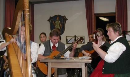 Volksmusikabend im Rathaus Ramsau