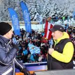 ARD mit Co-Kommentator Andre Lange